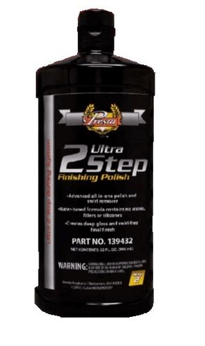 Presta ultra 2 step finishing polish