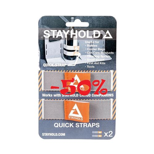 Stayhold Quick strap hihnat 2kpl