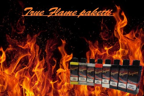 True Flame-paketti